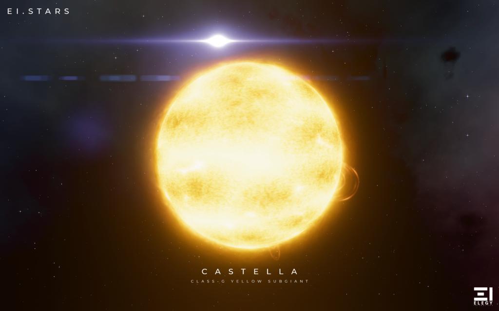 Star Creator - Castella Concept Image