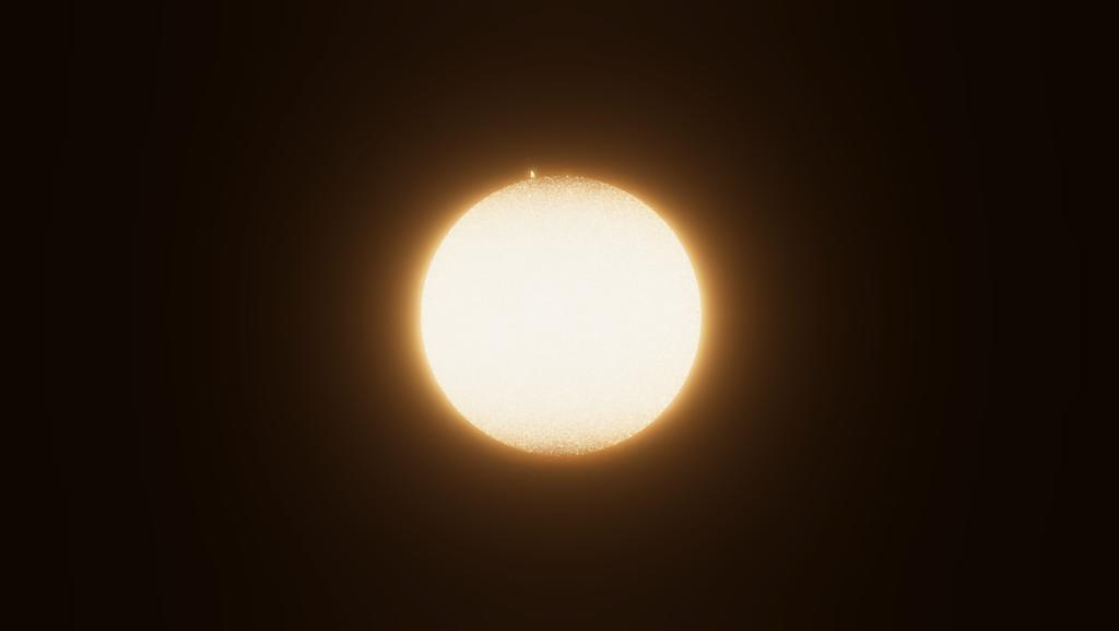 Star Creator - Default Star (Sun)